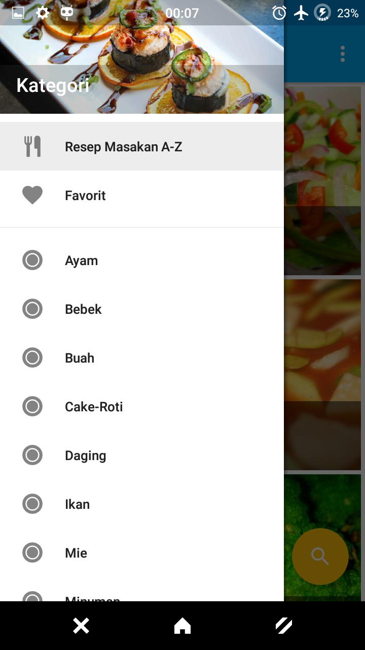 Resep Masakan Offline A Z For Android Apk Download