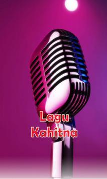 Lagu Kahitna poster
