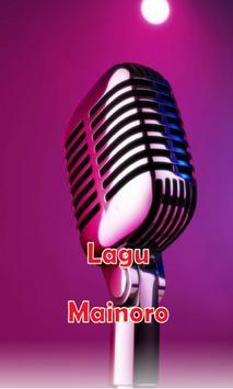 Lagu Mainoro poster