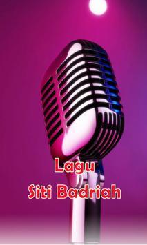 Lagu Siti Badriah poster