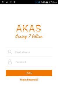 AKAS  Field Support poster