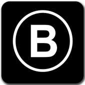 Black OttO icon