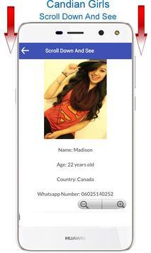 Girls Phone Numbers: 2000+ Hot Girls Numbers screenshot 3