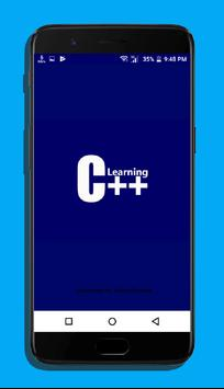 Learn C++ poster