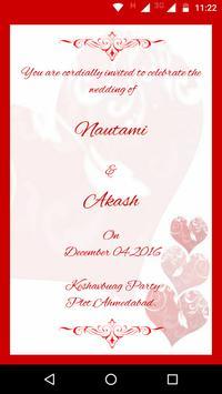 Akash weds Nautami screenshot 5