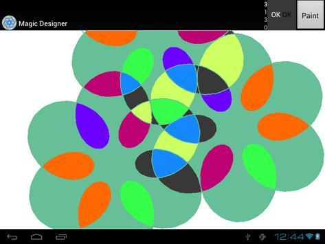 Magic Designer Emulator apk screenshot