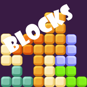 Blocks 2D icon
