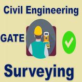 GATE Civil Engineering Surveying icon