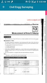 GATE Civil Engineering Surveying screenshot 2