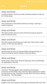 Akbar Birbal Story screenshot 1