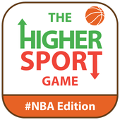 NBA Trivia : Higher or Lower icon
