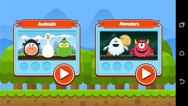 AKG Memory - Kids memory game screenshot 1