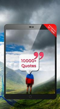 10000 Motivational Quotes - Status for WhatsApp apk screenshot