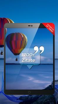 1200 Motivierende Zitate - Inspirerende Zitate screenshot 4