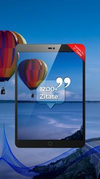 1200 Motivierende Zitate - Inspirerende Zitate screenshot 5
