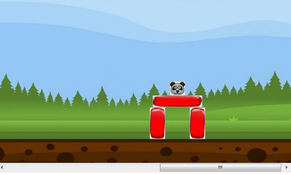 Angry Hitter Game apk screenshot