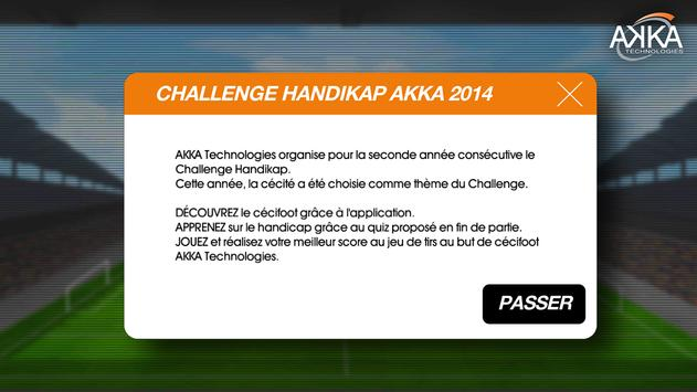 Challenge Handikap AKKA apk screenshot