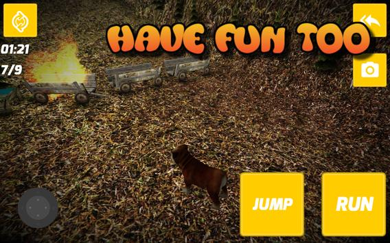 Amazing Bulldog Simulation apk screenshot