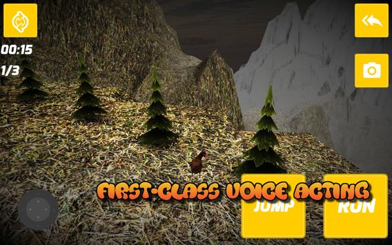 Escape Chicken Simulator apk screenshot