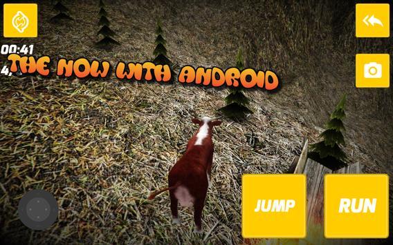 3D Cow Game apk screenshot