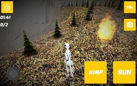 Dalmatian 3D Simulator apk screenshot
