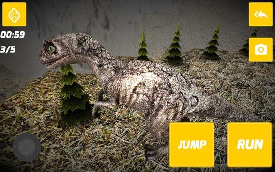HD Dinosaur Simulator apk screenshot