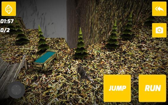 Forest Wolf 3D apk screenshot