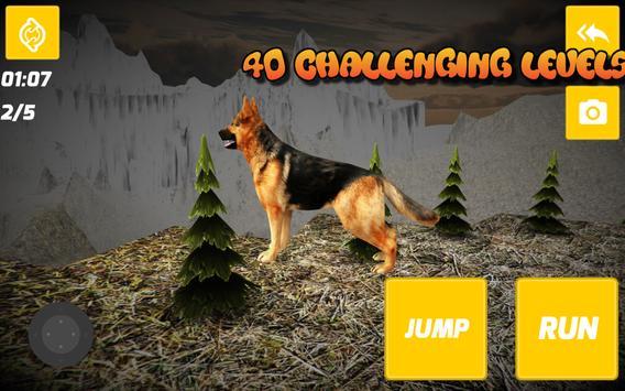 German Shepherd Simulator poster