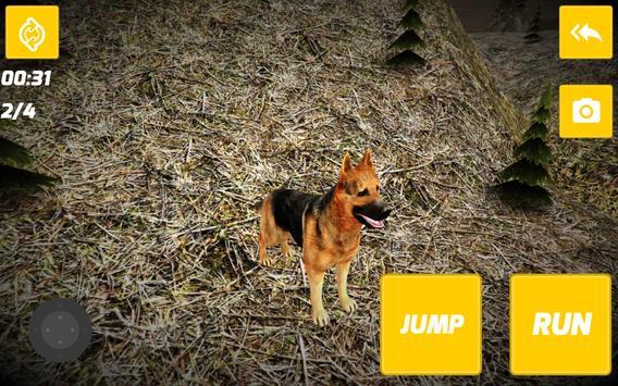 German Shepherd Simulator apk screenshot