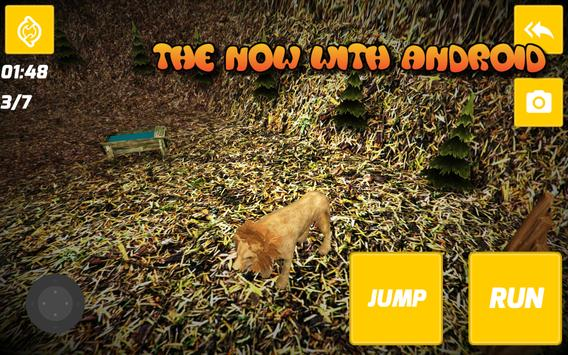 Attak on Lion apk screenshot