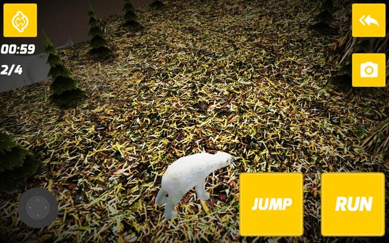 Polar Bear Run Hill apk screenshot