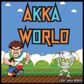 Akka world icon