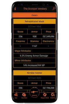 The Division Vendors screenshot 1