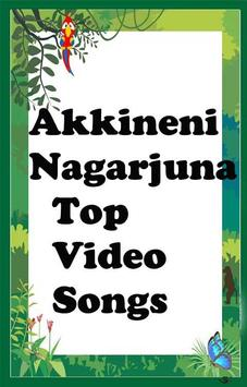 Akkineni Nagarjuna Top  Songs screenshot 1