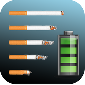 Cigarette Battery Lifecycle icon