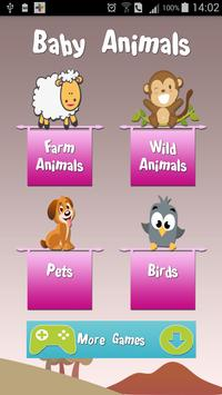 Animal Sounds - Baby Animals poster