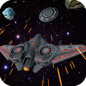 3D Space Fighter icon