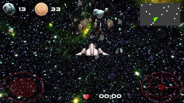 3D Space Fighter apk screenshot