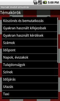 Hungarian-Croatian TravelGuide screenshot 1