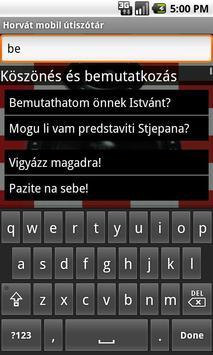 Hungarian-Croatian TravelGuide screenshot 3
