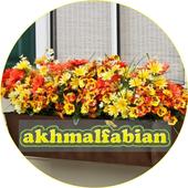 Window boxes flower icon