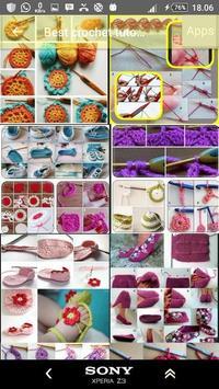 Best crochet tutorial screenshot 9