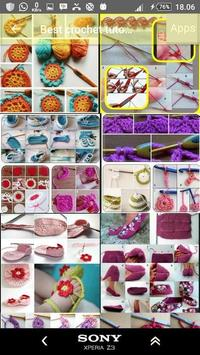 Best crochet tutorial screenshot 23