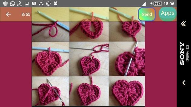 Best crochet tutorial screenshot 26