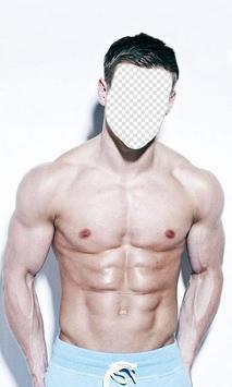 Body Builder Photo Suit Editor screenshot 13