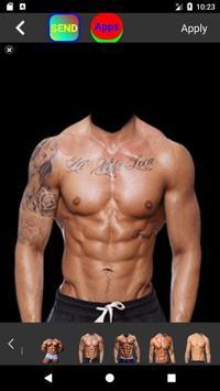 Body Builder Photo Suit Editor screenshot 22
