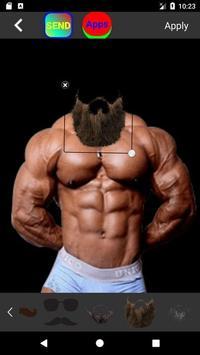 Body Builder Photo Suit Editor screenshot 2