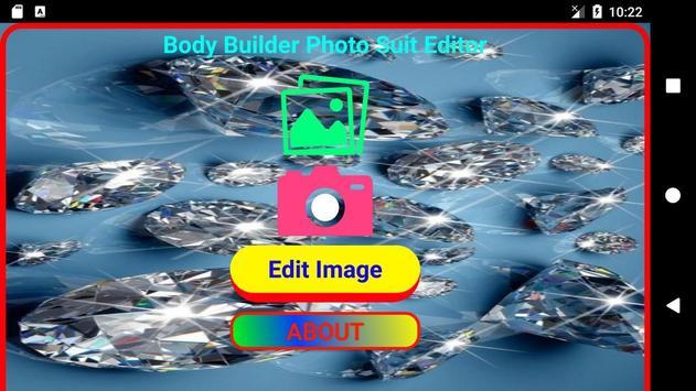 Body Builder Photo Suit Editor screenshot 7