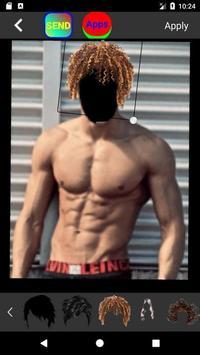 Body Builder Photo Suit Editor screenshot 4