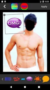 Body Builder Photo Suit Editor screenshot 5